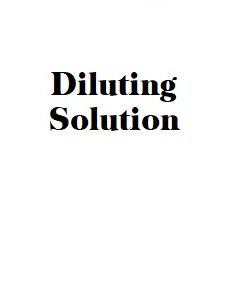 Diluting Solution